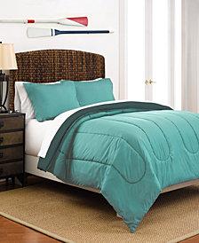 Martex Reversible King Comforter Set
