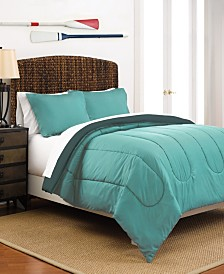 Martex Reversible King Comforter Set