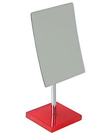 Rainbow Square Magnifying Mirror