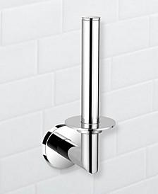 General Hotel Round Chrome Vertical Toilet Paper Holder