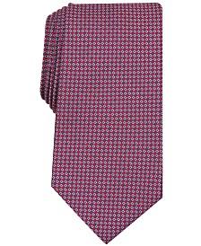 Tasso Elba Men's Mini Silk Tie, Created for Macy's