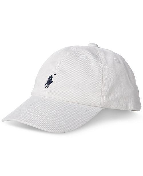 a142dc1f09 Baby Boys Cotton Chino Baseball Cap