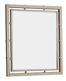 Closeout! Sutton Place Beveled Mirror, Created for Macy's