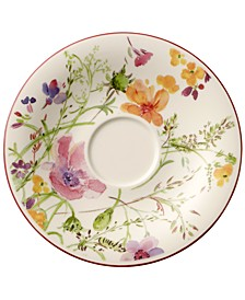 Dinnerware, Mariefleur Tea Saucer