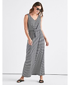 Lucky Brand Women's Knit Maxi Dress
