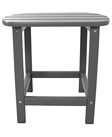 "All-Weather Side Table - 18"" x 15"" x 10"""