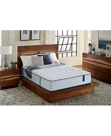 "Brysen 12"" Plush Mattress- Queen, Created for Macy's"