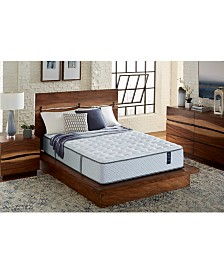 "Scott Living Brysen 12"" Plush Mattress Set- Twin XL, Created for Macy's"