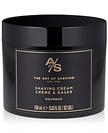 The Bourbon Shaving Cream, 5-oz.