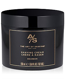 The Art of Shaving Bourbon Shaving Cream, 5-oz.
