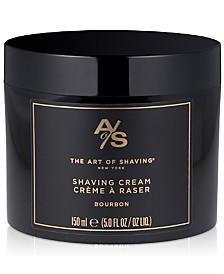 The Art of Shaving Bourbon Shaving Cream, 5-oz.