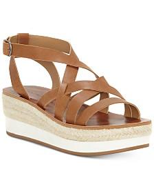 Lucky Brand Women's Jenepper Wedge Sandals