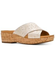 Patricia Nash Luca Wedge Sandals