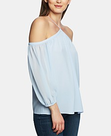 Off-The-Shoulder Solid Top
