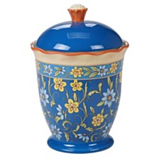 Certified International Torino Biscuit Jar
