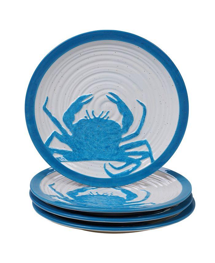 Certified International - Natural 4pc Dessert Plate