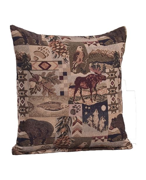 """Siscovers Westwind 20"""" Designer Throw Pillow"""