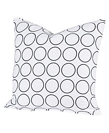 Recycle Designer Throw Pillow