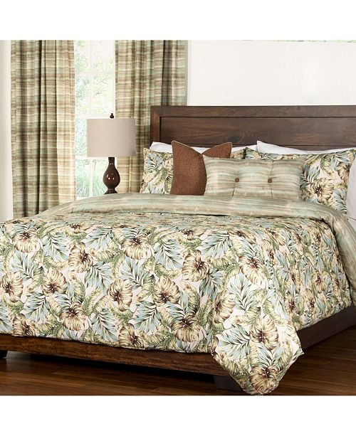 Siscovers Panama beach 5 Piece Twin Luxury Duvet Set