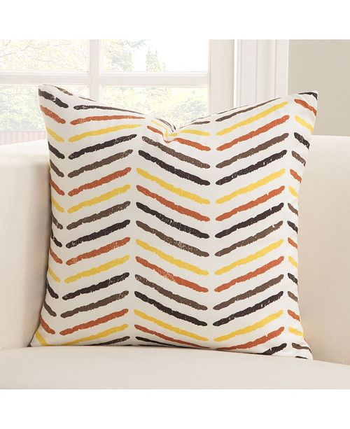 "Siscovers Sarsi 26"" Designer Euro Throw Pillow"