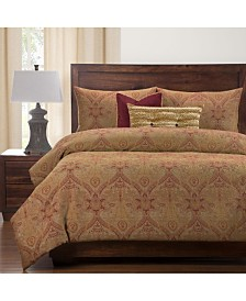 Siscovers Cambridge 6 Piece Full Size Luxury Duvet Set