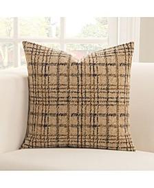 "Trevor 16"" Designer Throw Pillow"