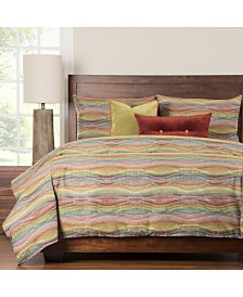 Siscovers Gallery 6 Piece Full Size Luxury Duvet Set