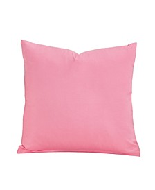 "Cotton Candy 16"" Designer Throw Pillow"