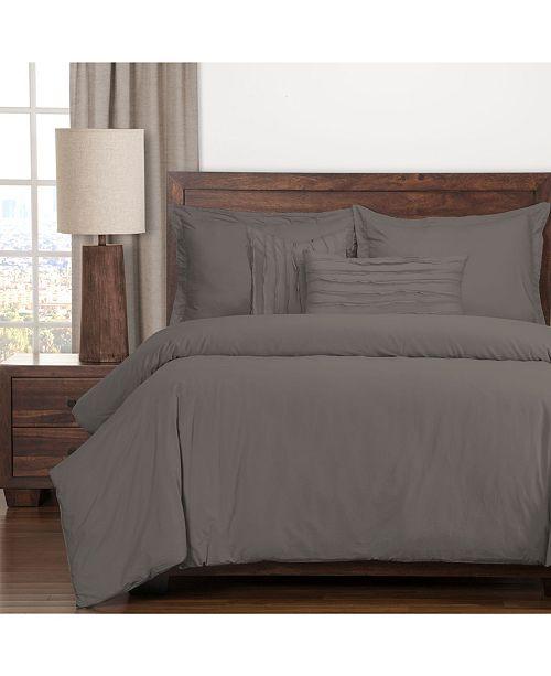Siscovers Classic Cotton Haze 5 Piece Twin Luxury Duvet Set