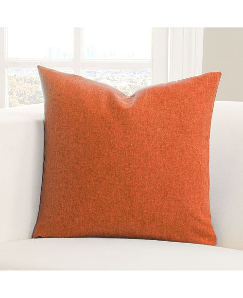 """Siscovers Wooly Nectar 16"""" Designer Throw Pillow"""