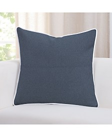 "Revolution Plus Everlast Navy 20"" Designer Throw Pillow"