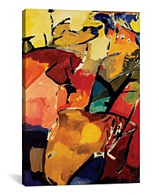 """""""Ram"""" By Kim Parker Gallery-Wrapped Canvas Print - 26"""" x 18"""" x 0.75"""""""