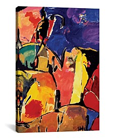 """""""Arles"""" By Kim Parker Gallery-Wrapped Canvas Print - 18"""" x 12"""" x 0.75"""""""