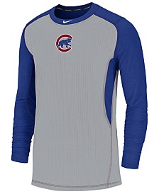 Nike Men's Chicago Cubs Authentic Collection Game Top Pullover