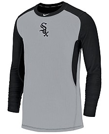 Nike Men's Chicago White Sox Authentic Collection Game Top Pullover