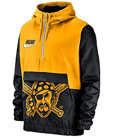Nike Men's Pittsburgh Pirates Walkoff Anorak Jacket