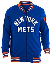 New Era Men's New York Mets Lineup Track Jacket