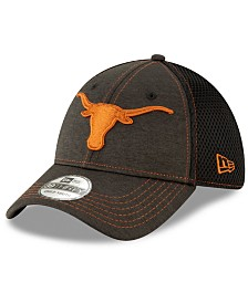 New Era Big Boys Texas Longhorns Classic Shade Neo 39THIRTY Stretch Fitted Cap