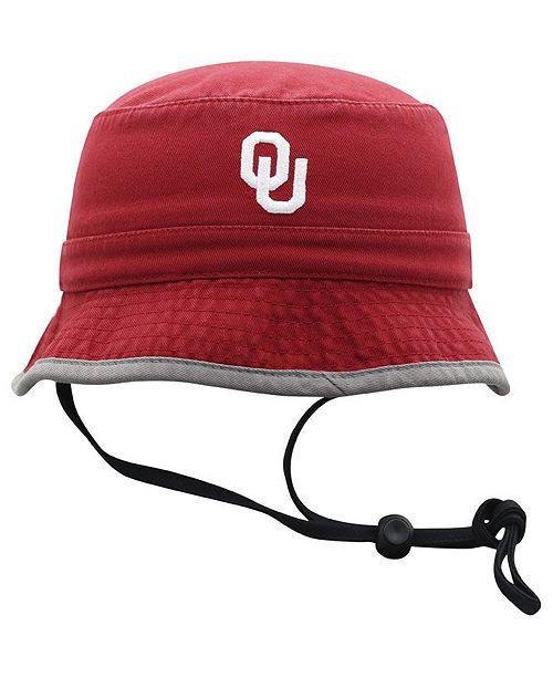 Top of the World Big Boys Oklahoma Sooners Shade Bucket Hat
