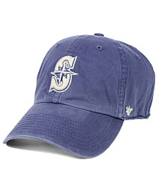 '47 Brand Seattle Mariners Hudson CLEAN UP Cap