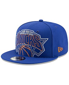 New Era New York Knicks Light It Up 9FIFTY Snapback Cap
