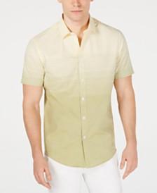 I.N.C. Men's Ombré Shirt, Created for Macy's