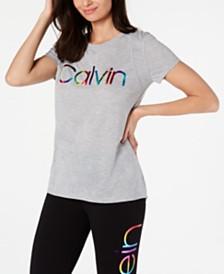 Calvin Klein Performance Logo T-Shirt
