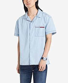 Men's Regular-Fit Logo Shirt