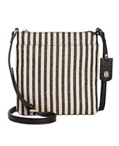 7ba033217b2 Tommy Hilfiger Julia Straw Lurex Crossbody