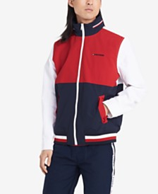 Tommy Hilfiger Men's Washington Regatta Colorblocked Jacket
