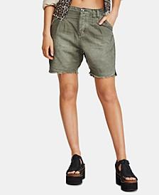 Utility Harem Shorts
