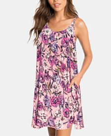 Vera Bradley Meadow & Meadow Monorone Morgan Cover-Up Dress