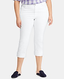 Plus Size Regal Straight Jeans, Created for Macy's