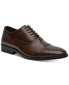 Men's Half Time Cap-Toe Oxfords